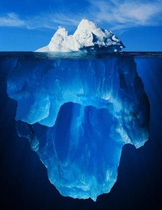 Angry Like an Iceberg